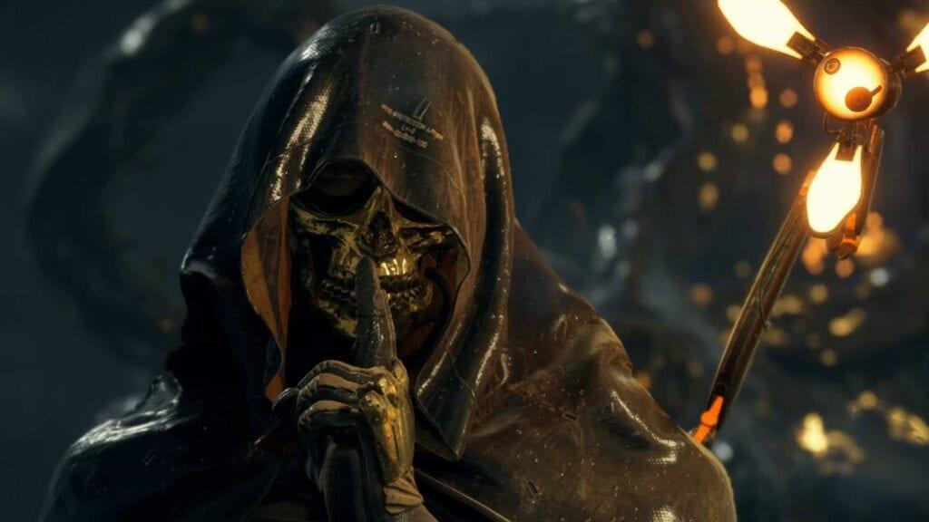 Death Stranding PC Key Art Revealed By Hideo Kojima