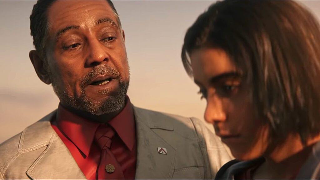 Far Cry 6 Giancarlo Esposito Ubisoft Forward