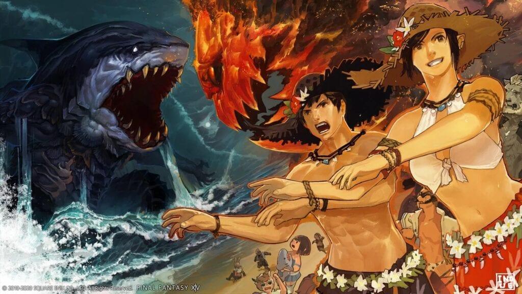 Final Fantasy XIV Moonfire Faire 2020 Event Details Revealed