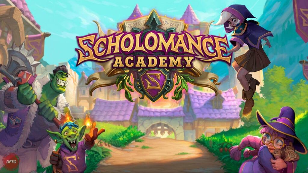 hearthstone scholomance academy