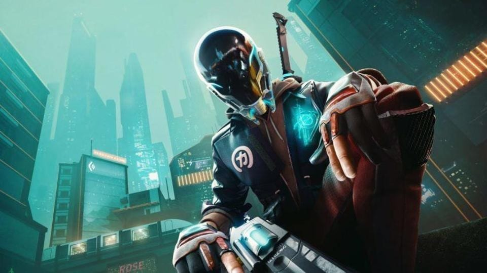 Hyper Scape Gameplay Trailer Revealed With Major Ready Player One Vibes (VIDEO)