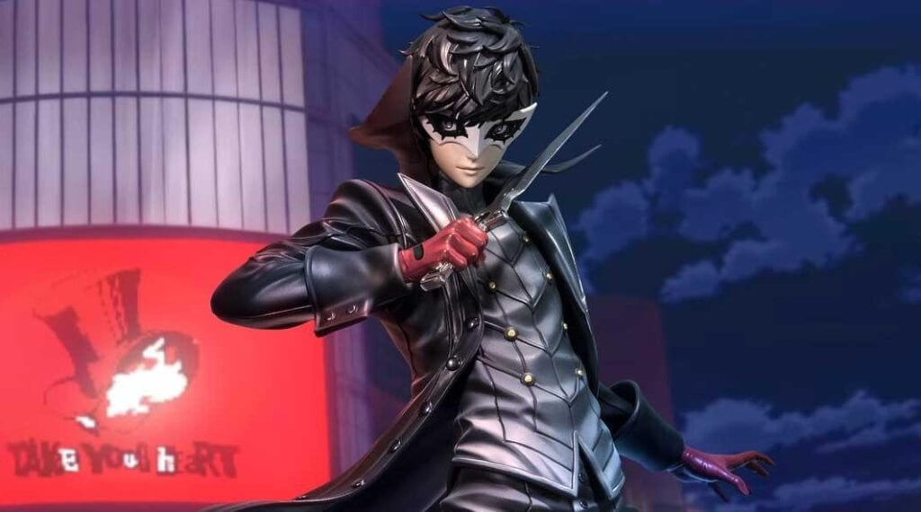 This Expensive Persona 5 Joker Figure Won't Steal Your Heart, Just Your Wallet (VIDEO)