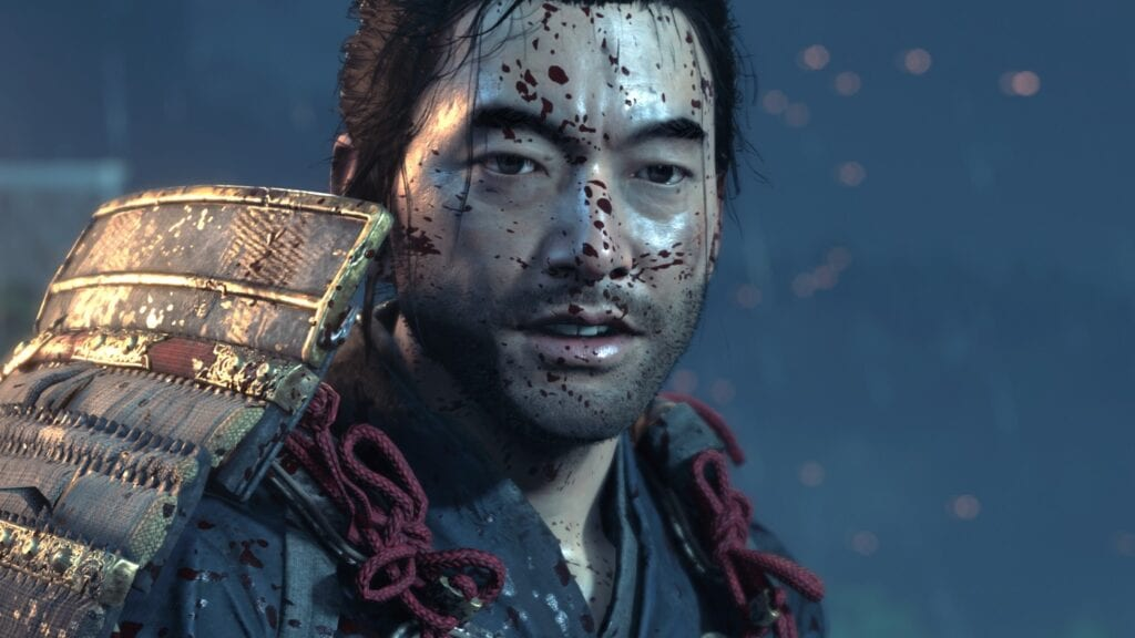 Ghost Of Tsushima Actor Delights In Seeing His Character's Butt (VIDEO)