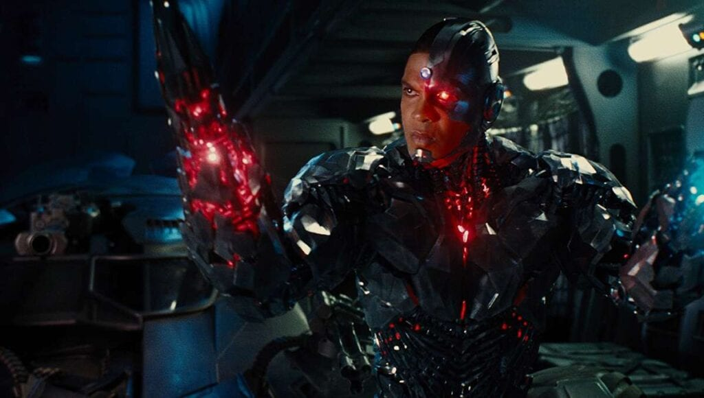 Justice League Cyborg Actor