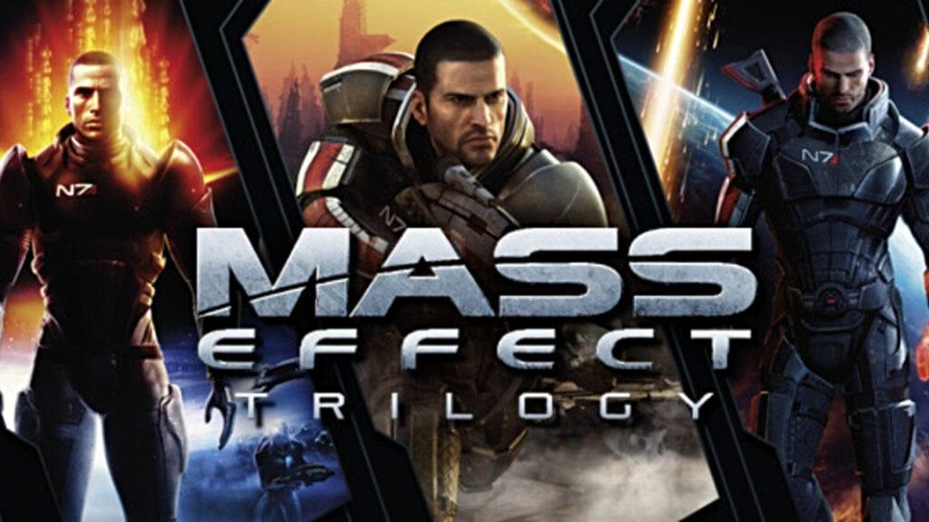 mass effect trilogy art bioware