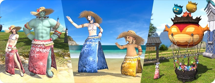 Final Fantasy XIV Moonfire Faire 2020 Event Details Revealed