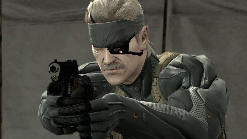 Metal Gear Solid Movie Director Wants To Make An Animated Series With Solid Snake's VA