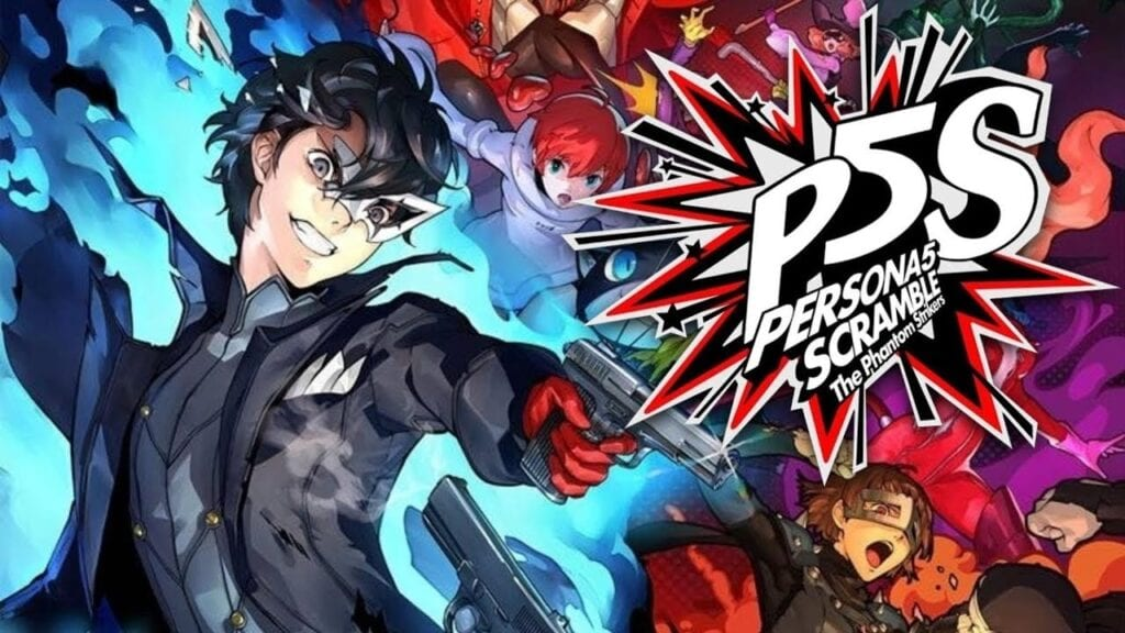 Persona 5 Scramble Finally Confirmed For Western Release