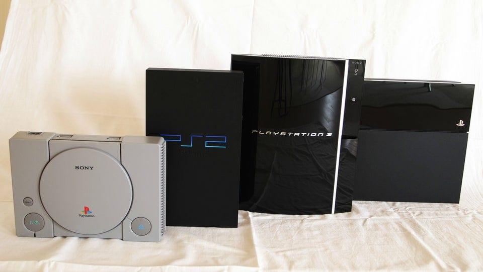 PlayStation Patent Leak