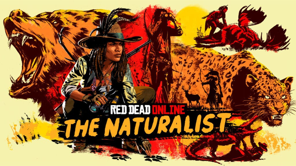 red dead redemption 2 the naturalist update