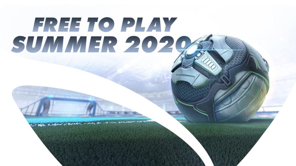 Rocket League Is Going Free To Play This Summer