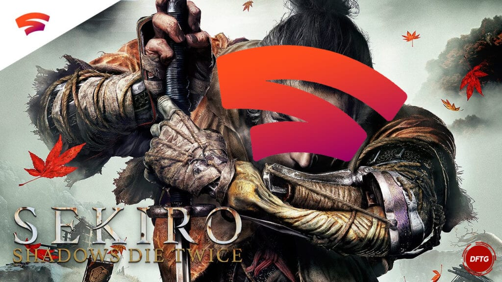 google stadia sekiro shadows die twice