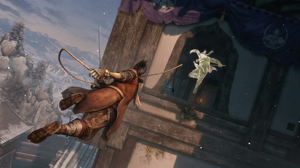 New Sekiro Update Adding A Boss Rush Mode, Outfits, And Souls-Like Messaging