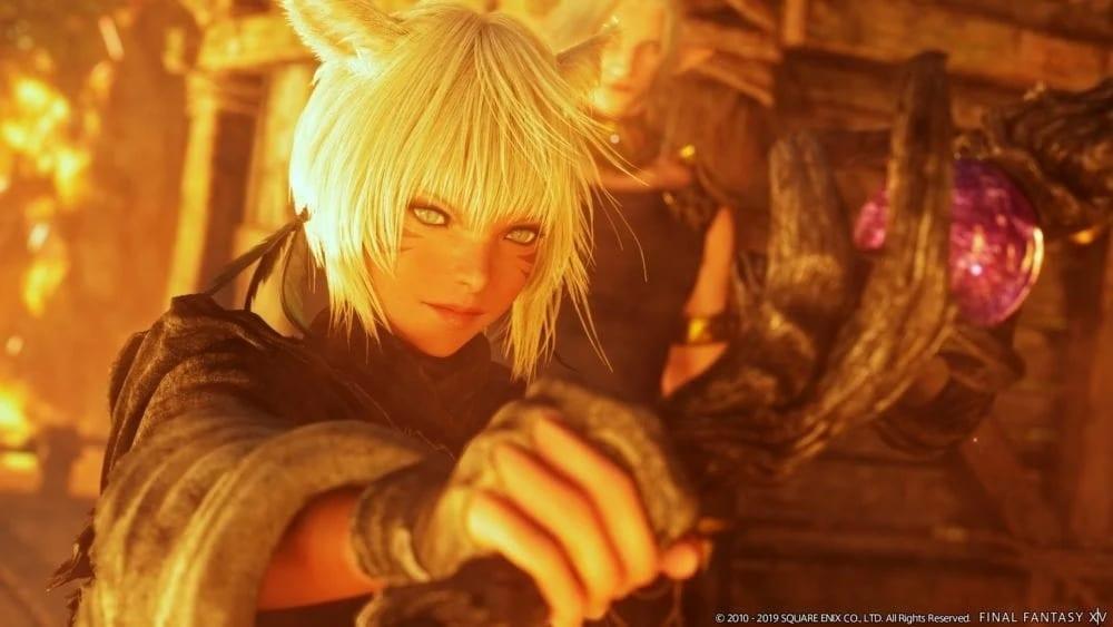 Final Fantasy XIV Y'shtola Bring Arts Figure Revealed