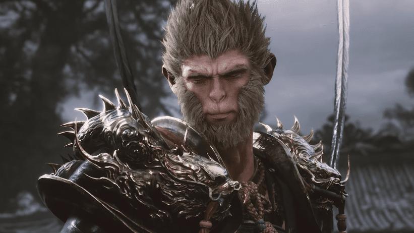 Black Myth Wukong Game Science Gameplay