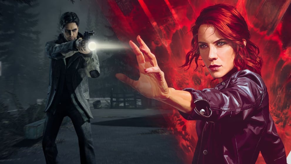 Control Alan Wake Remedy Connected Universe