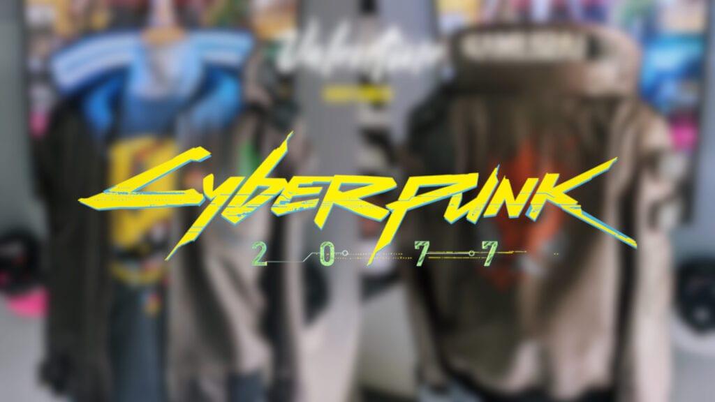 Cyberpunk 2077 fan-made Samurai jacket