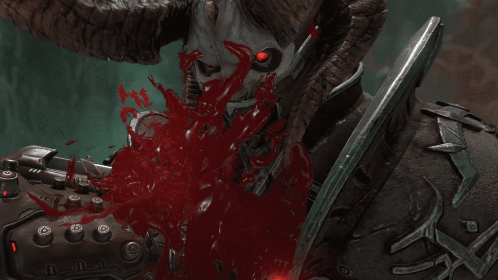 DOOM Eternal The Ancient Gods Part One Gameplay ONL Gamescom