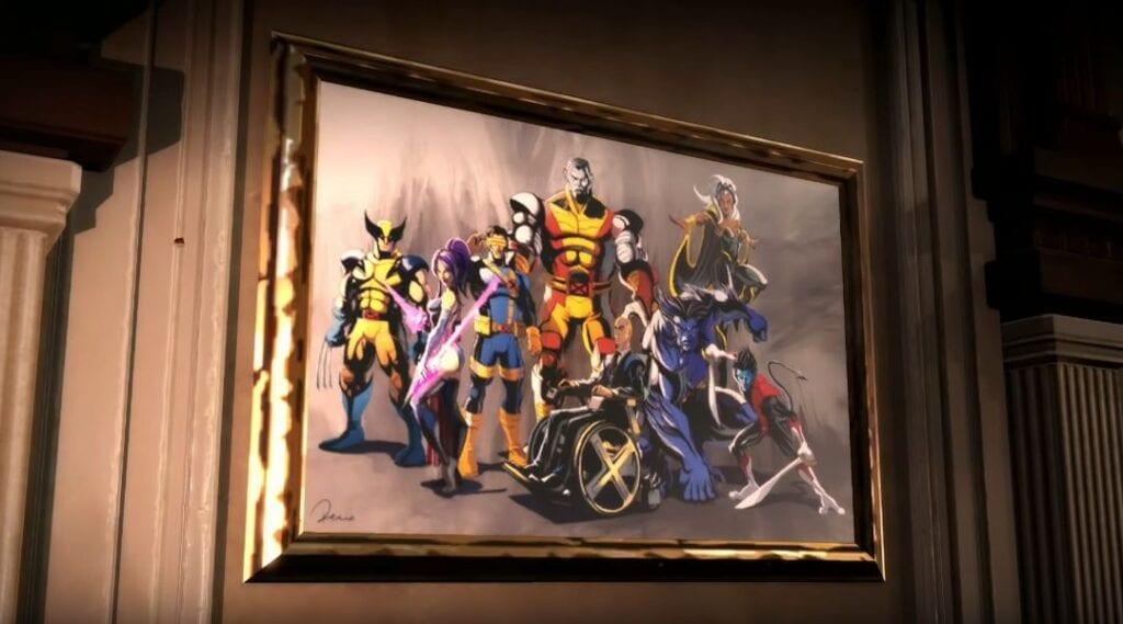 X-Men Marvel's Avengers