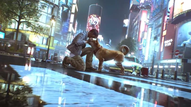 Ghostwire Tokyo Pet Dogs