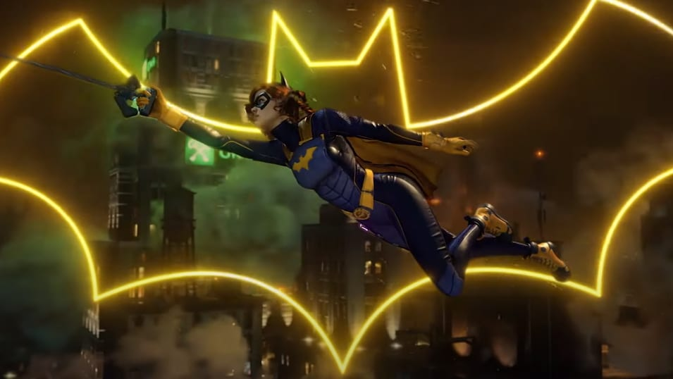 Gotham Knights Gameplay WB Games Batman