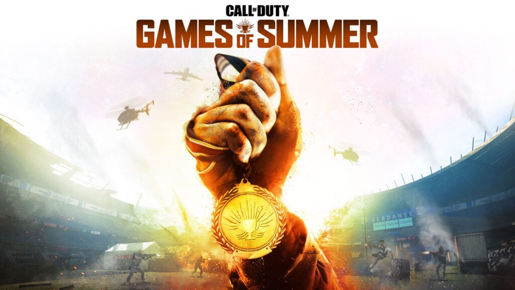 call of duty warzone games of summer