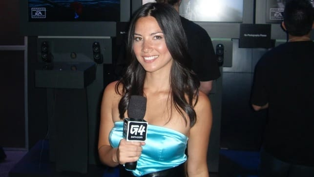 Olivia Munn Reportedly In 'Final Talks' To Return To G4 TV