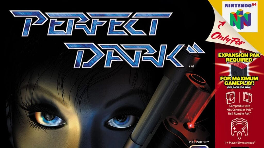 Perfect Dark The Initiative Xbox Game Studios
