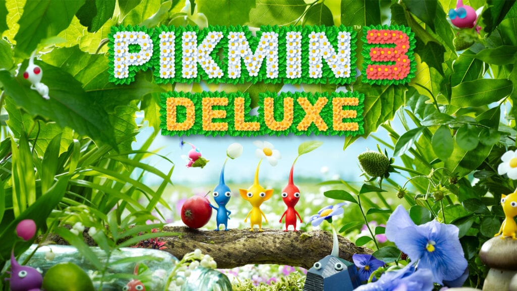 Pikmin 3 Deluxe Nintendo Switch