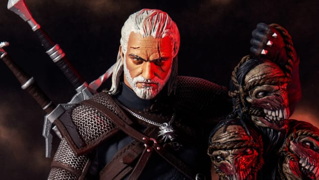 The Witcher 3 McFarlane Toys