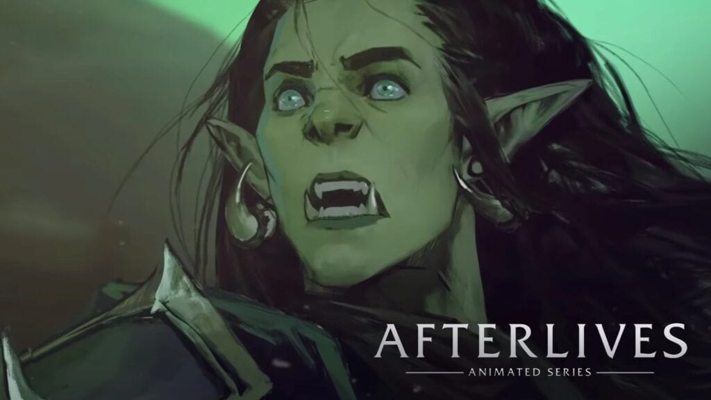 World Of Warcraft: Shadowlands Afterlives Animated Series Premieres This Week