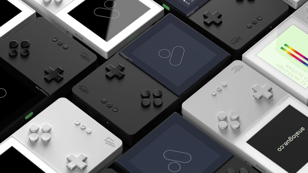 Analogue Pocket Game Boy Advance SEGA Game Gear Atari Lynx