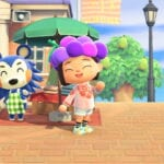 Animal Crossing New Horizons Grape