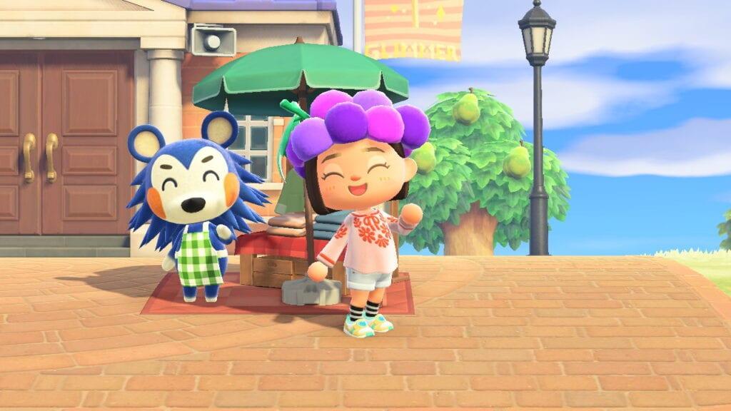 Animal Crossing New Horizons Grape