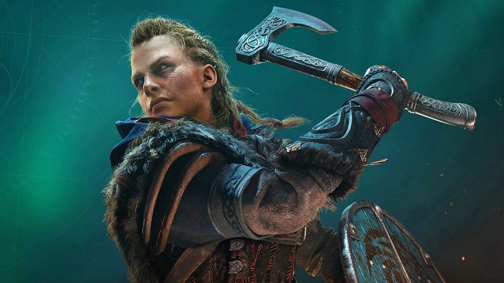 Assassin's Creed Valhalla Female Eivor