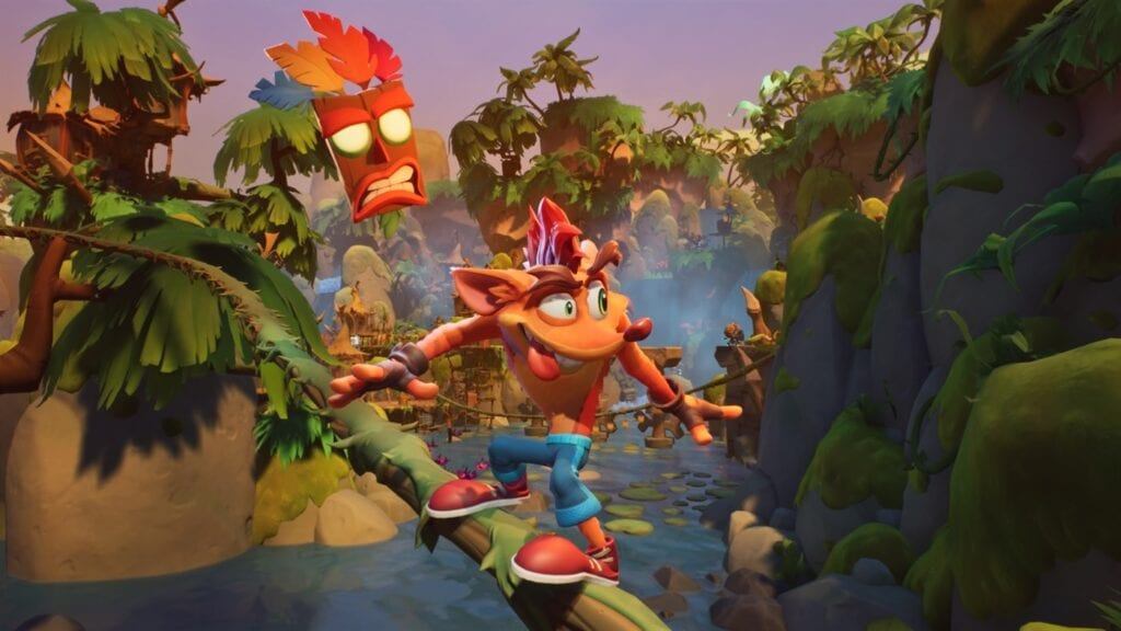 Crash Bandicoot 4: It's About Time File Size Revealed