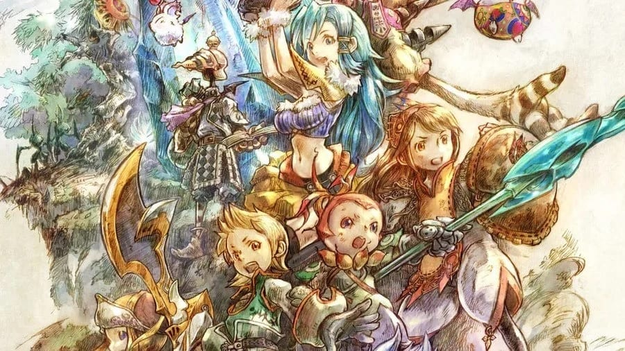 Final Fantasy: Crystal Chronicles Remastered Multiplayer Will Be Region Locked