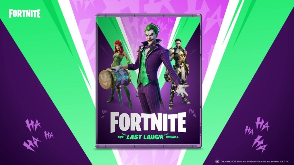 Fortnite Adding Outfits For The Joker, Poison Ivy, And Midas Rex