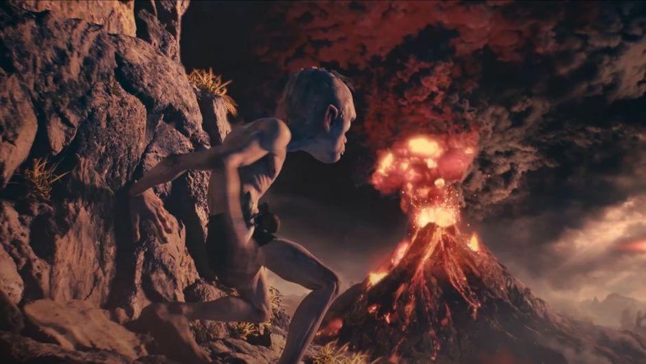 Gollum Teaser Trailer