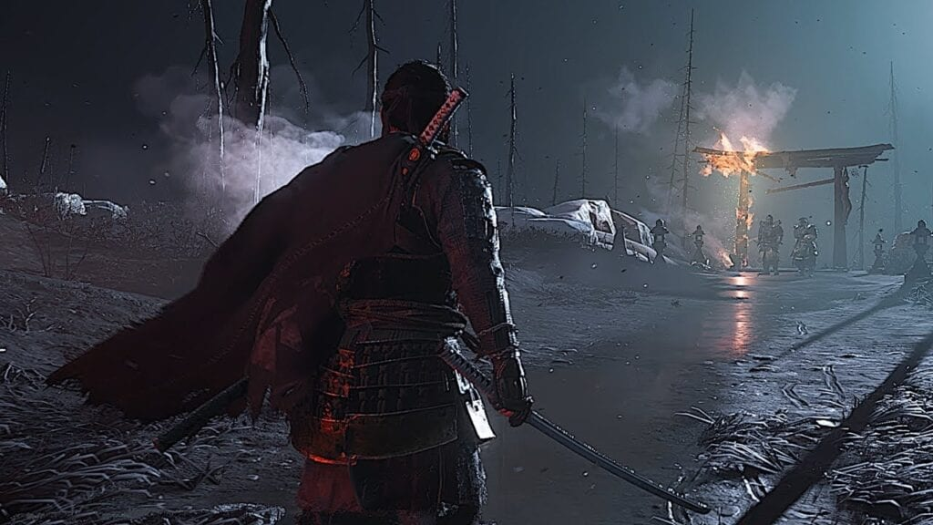 Ghost Of Tsushima Weather Changes Depending On Your Playstyle