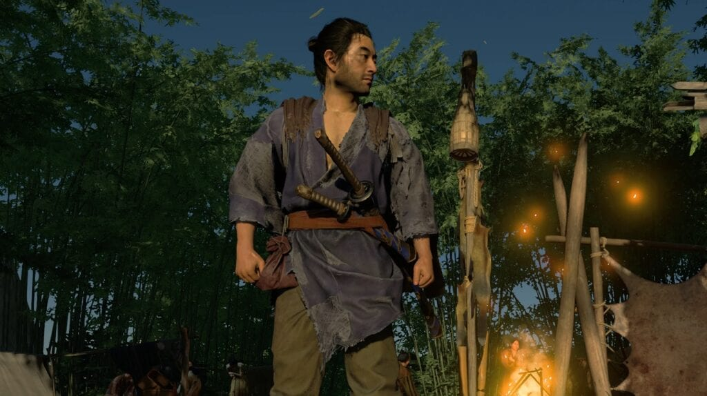 Ghost Of Tsushima Update Adds New Text Options, Enhances Traveler's Attire, And More
