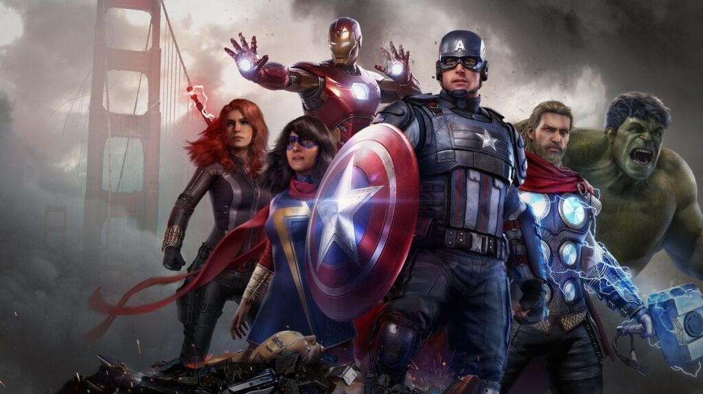 Marvel's Avengers Datamine May Have Discovered Three Future Characters