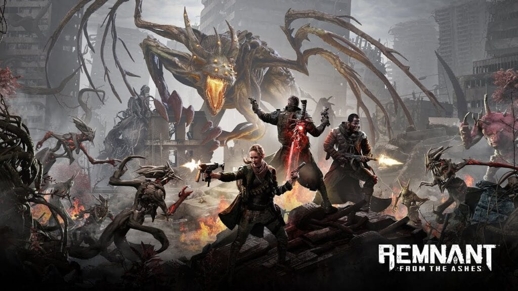 Epic Games Store Remnant: From the Ashes
