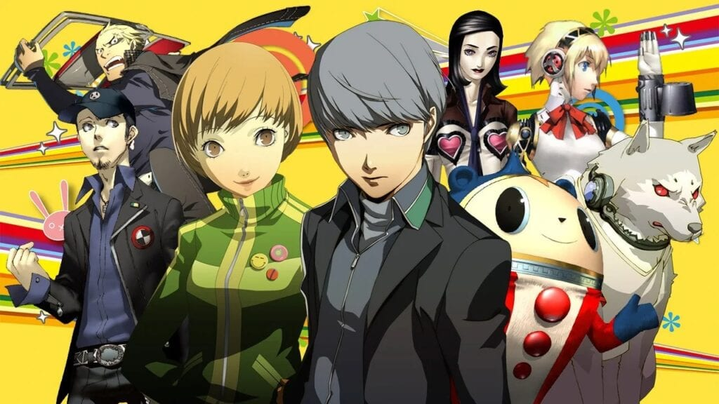 Persona 4 Golden Is Getting A Stylish New Fashion Line