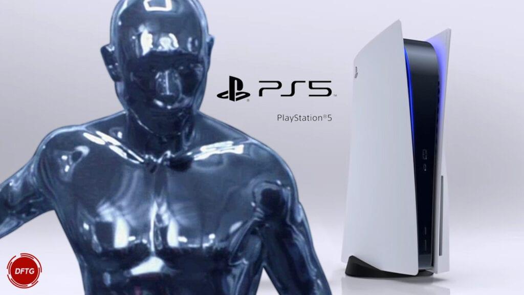 PlayStation 5 liquid metal