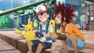 Pokemon The Movie Coco Trailer Reveals Child Raised By Pokemon