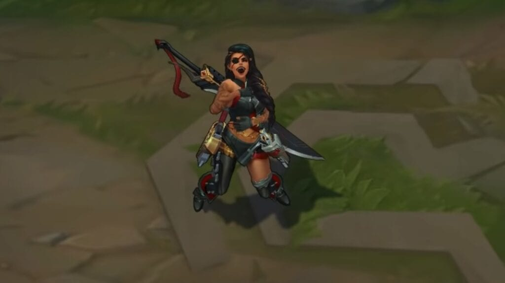 League of Legends Reveals Champion Samira's Full Kit