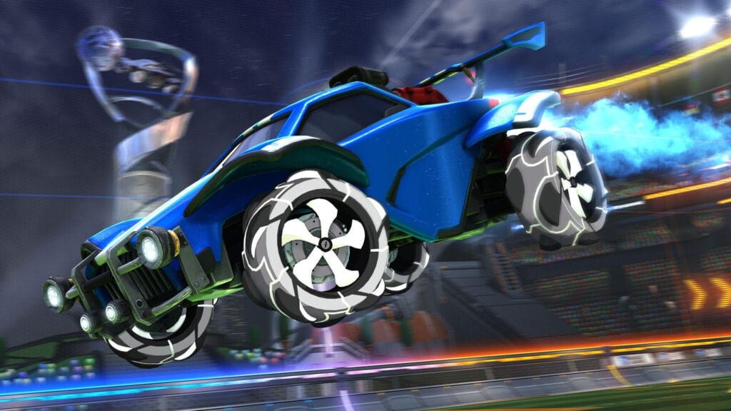 Rocket League Cross-Platform Progression Details Revealed