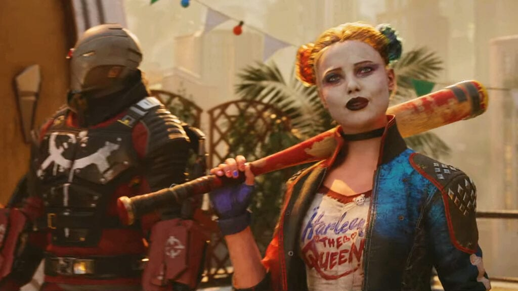 Suicide Squad Game Kill The justice League