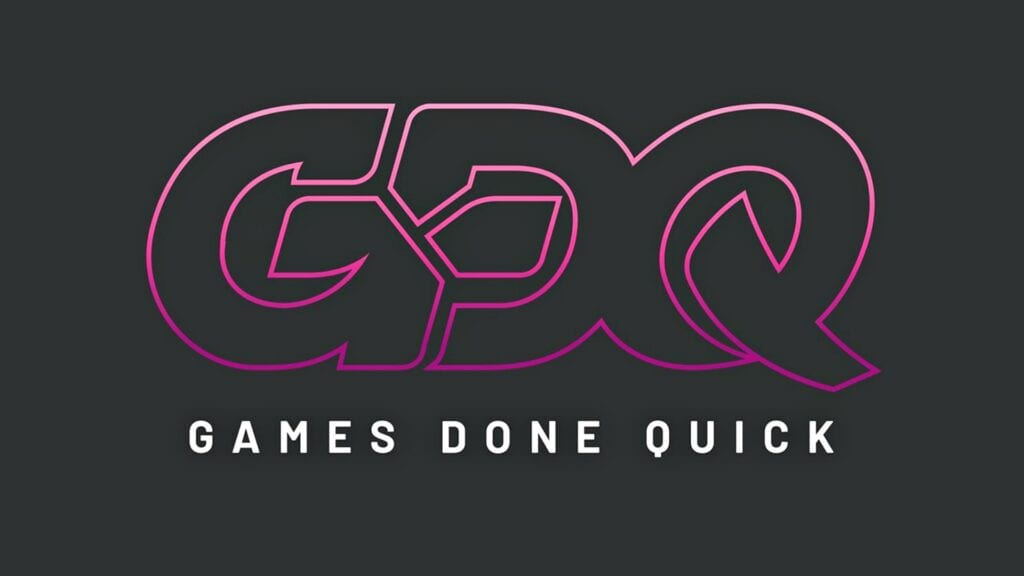 summer games done quick 2020